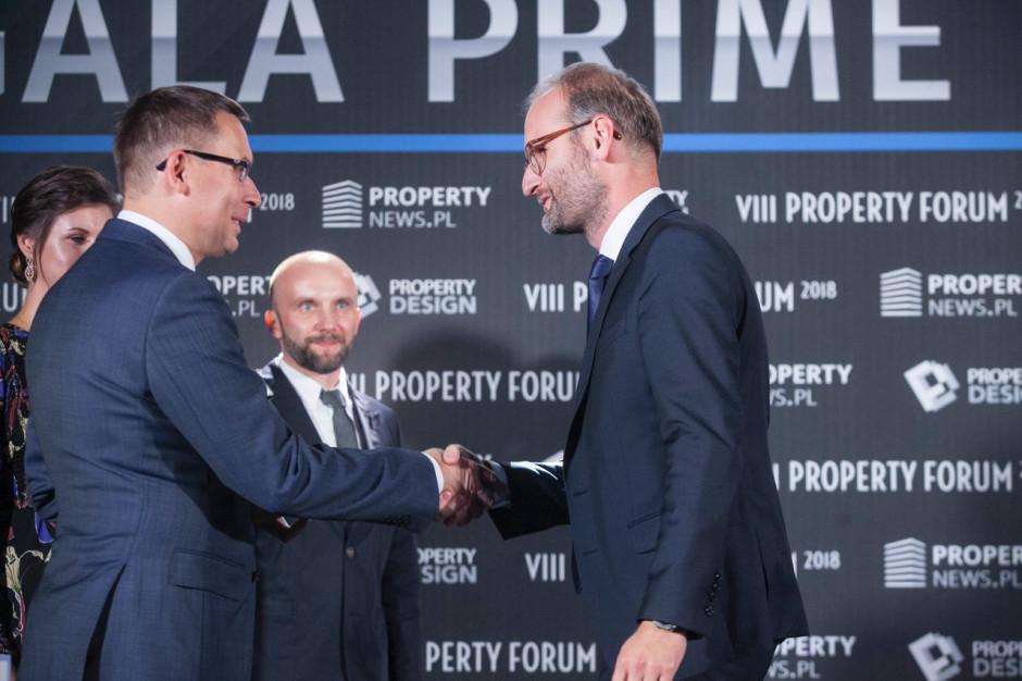 Bartłomiej Kordeczka, partner w warszawskim Zespole Prawa Nieruchomości, kancelaria Dentons i Wojciech Kuśpik, prezes PTWP.