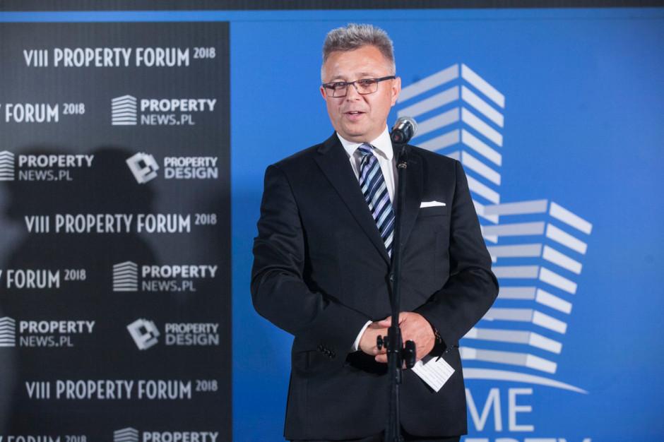 Dariusz Sokołowski, prezes zarządu Spectra Development Sp. z o.o.