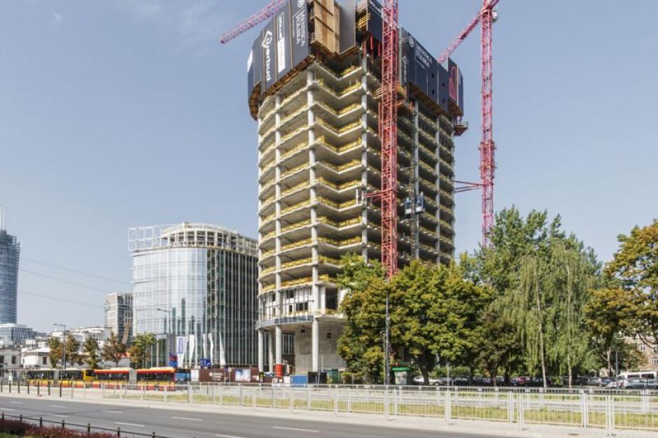 Kolejna kancelaria prawna w biurowcu Mennica Legacy Tower