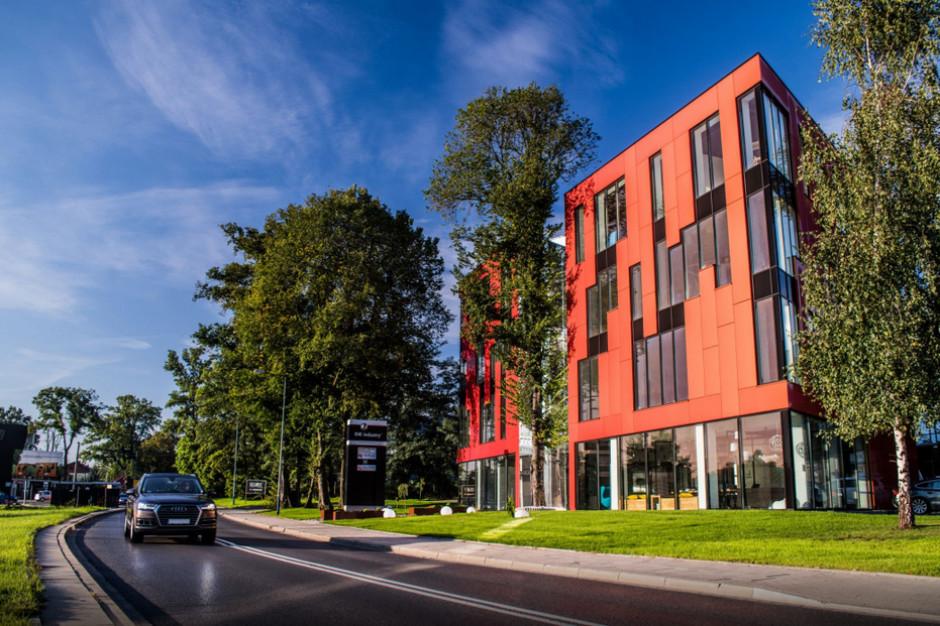 Tree House Office w Krakowie już gotowy