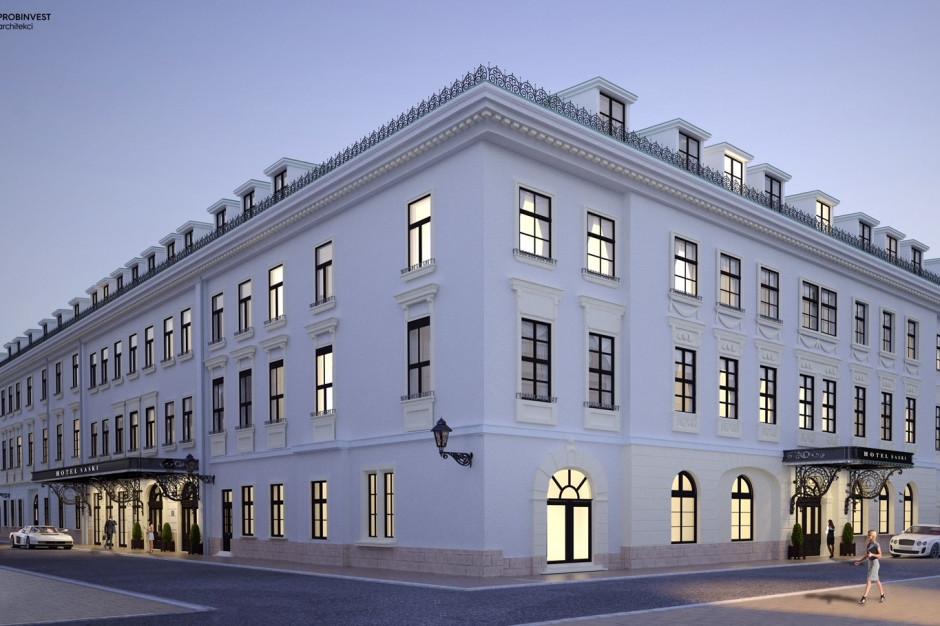 Powstanie pierwszy w Polsce hotel marki Curio Collection by Hilton. Miejsce? Zabytek w sercu Krakowa