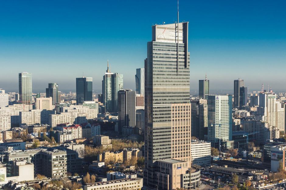 W Warsaw Trade Tower oddano krew