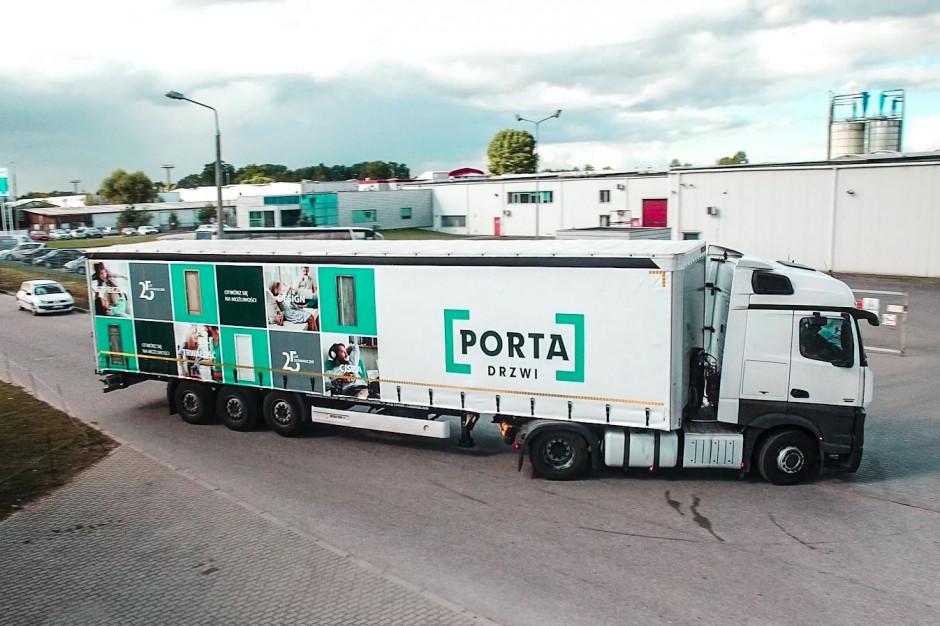 Porta buduje magazyn centralny w Nidzicy
