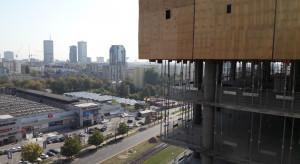 Ghelamco: Budowa The Warsaw HUB wznowiona. Konstrukcja nie uległa uszkodzeniu