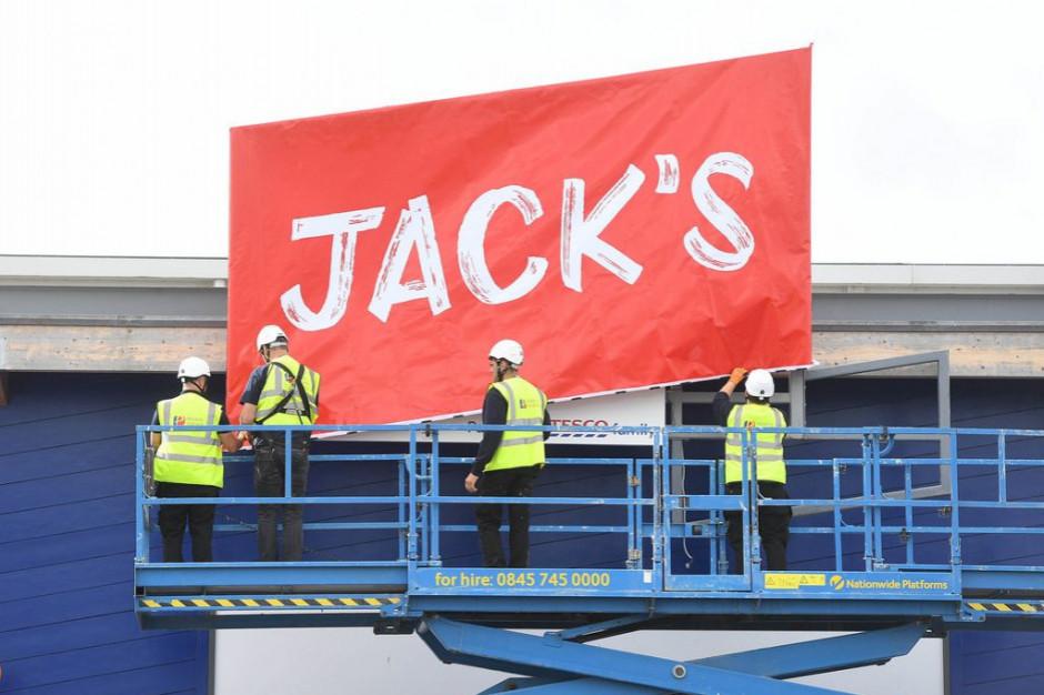 Dyskontowy Jack's liczy już 9 sklepów