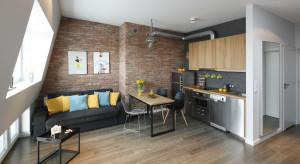Tak wygląda małe mieszkanie na wynajem na warszawskiej Pradze