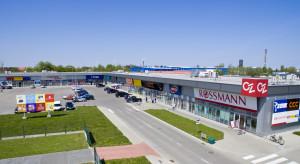 Smyk wchodzi do Centrum Zakupów