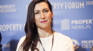 Renata Kusznierska poza Seliną. Od maja stawia na co-living