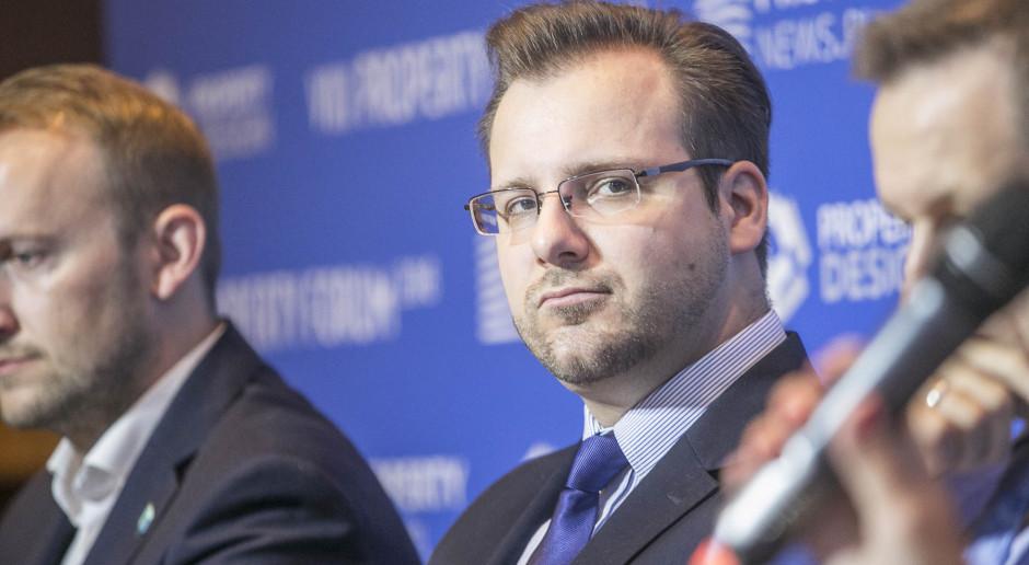 Maciej Gaczorek, prokurent, główny projektant, Invest Nosalowy Dwór
