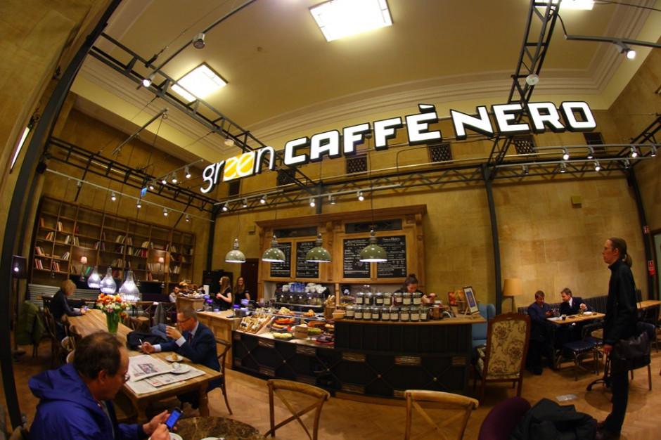 W dzień dla biur, wieczorem dla mieszkańców - to nowe Green Caffè Nero