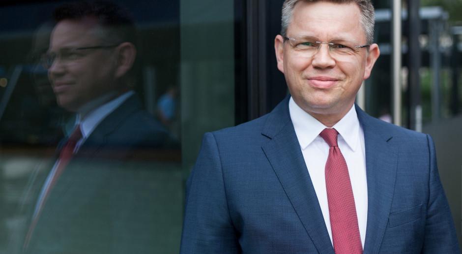Piotr Kaszyński o sprzedaży Echo: Wing zyskuje strategiczną pozycję do dalszej ekspansji