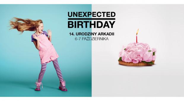 Czternaste urodziny Arkadii w świecie iluzji