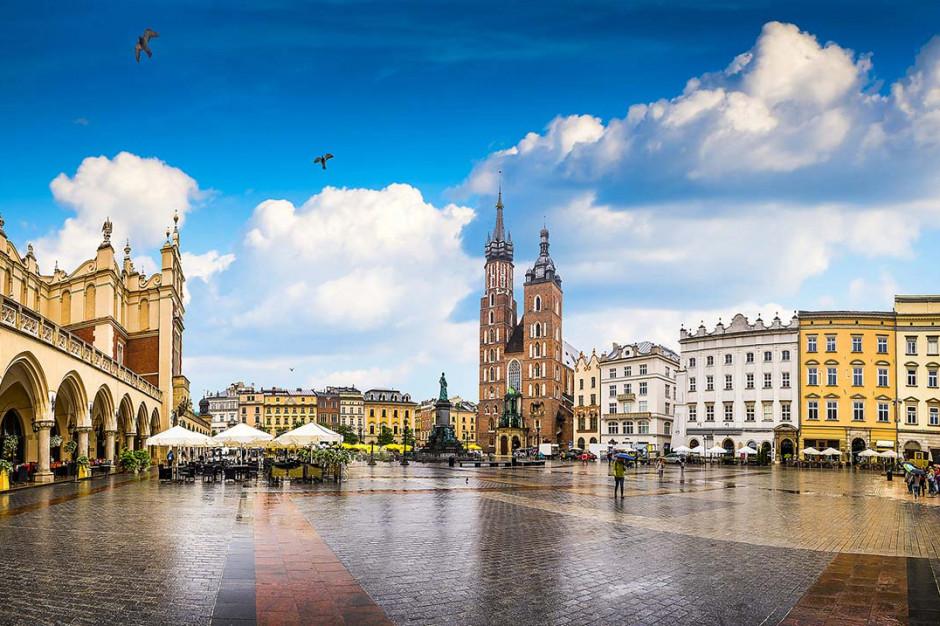 Kraków z doładowaniem. Pierwsza stacja do ładowania samochodów elektrycznych już działa