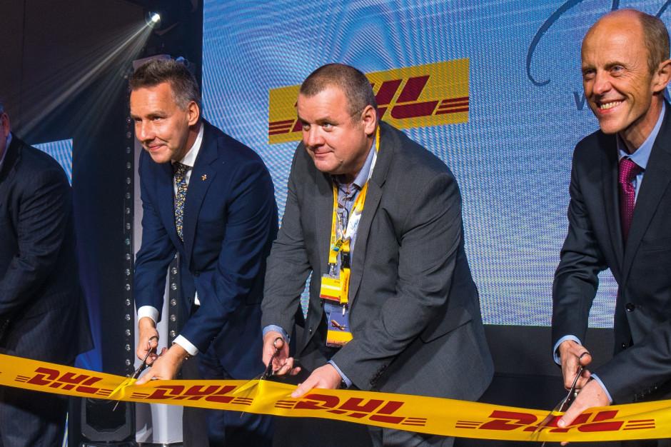 DHL otworzył największy terminal na północy kraju