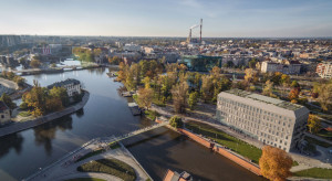 Wirus nie zatrzymał Concordia Design Wrocław. Inwestycja gotowa na start