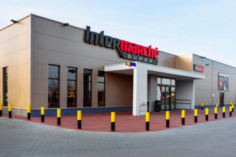 Sieć Intermarché coraz większa