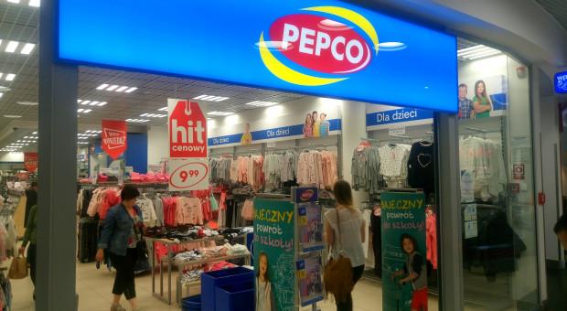Większe Pepco w gdańskim Manhatanie