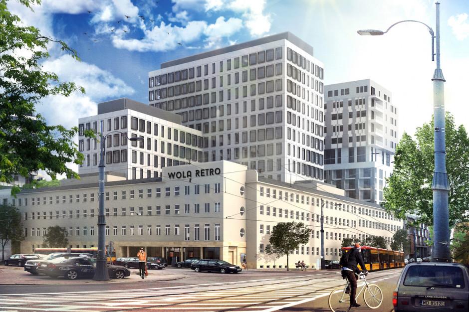Cztery biurowce LC Corp w Warszawie, Katowicach i we Wrocławiu czekają na inwestora