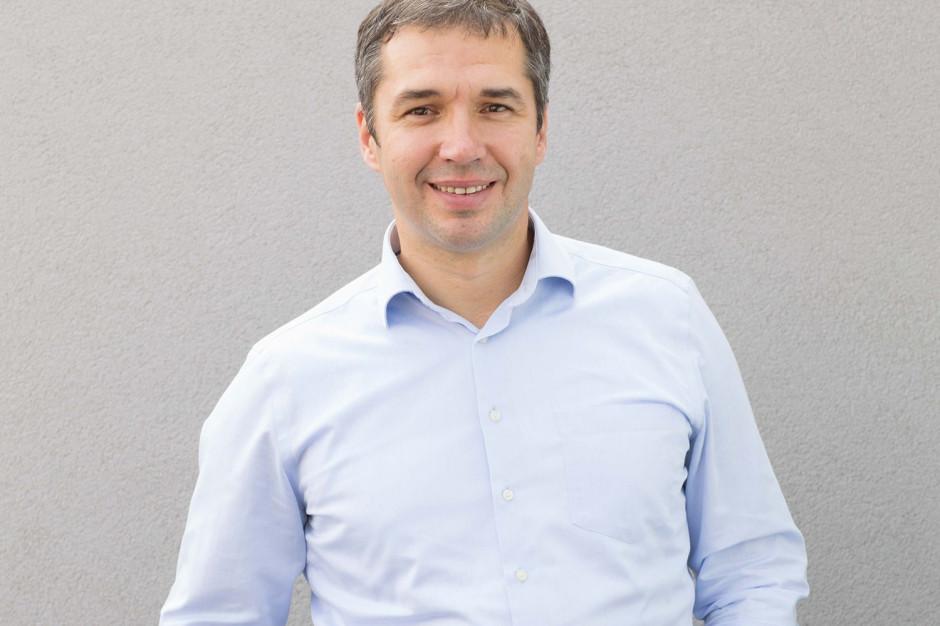 Peter Pecnik za sterami HB Reavis