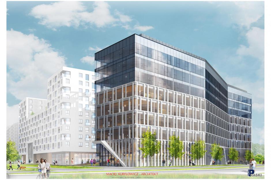 Port Praski chce wybudować biurowiec w Białymstoku