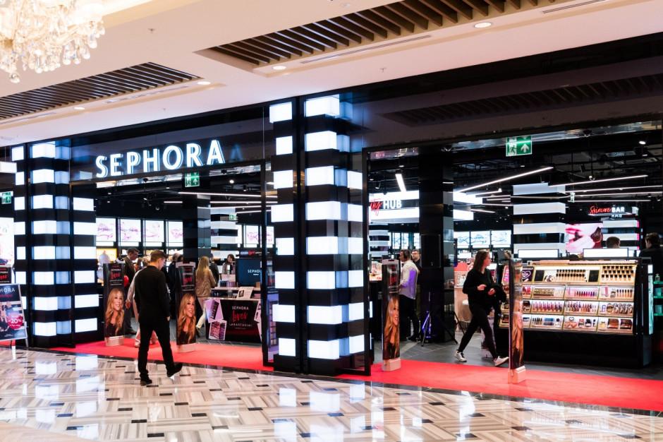 Sephora wprowadziła nowy koncept do Promenady