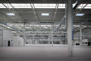Panattoni na placu budowy nowej fabryki w legnickiej SSE