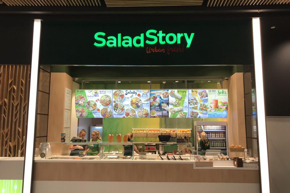 Salad Story większa o dwie lokalizacje