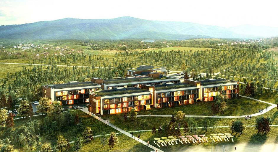 Niektóre inwestycje, jak Sun & Snow Resorts – Solina, pokazują, że na polskim rynku nieruchomości nadal zdarzają się projekty wyprzedzające konkurencję.