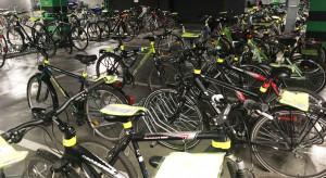 Kazimierz Office Center dba o cyklistów