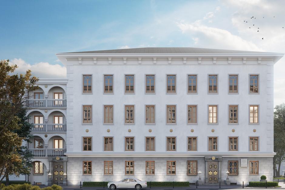 Kluczowy najemca w Palazzo Murano