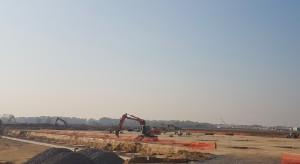 Pierwsza hala Waimea Logistic Park Stargard już w budowie