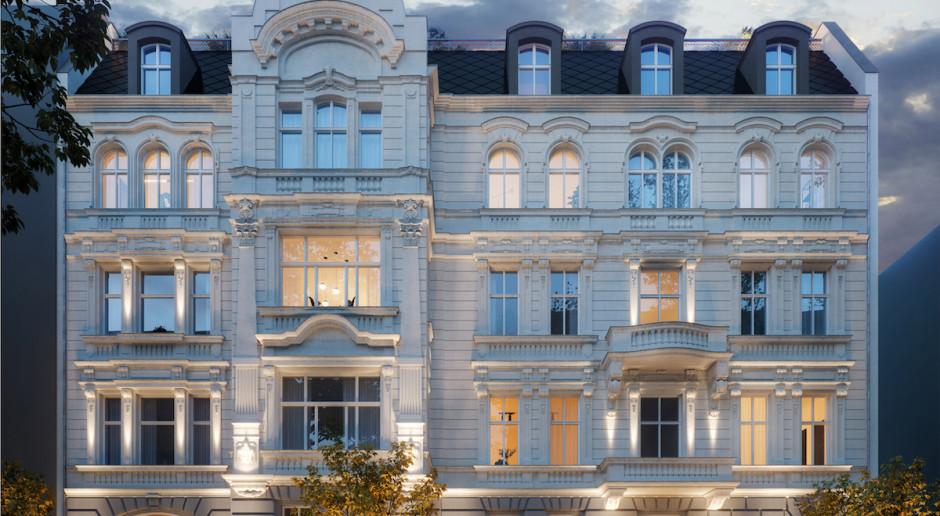 Fortem zamienia kamienice w luksusowe rezydencje - także na wynajem