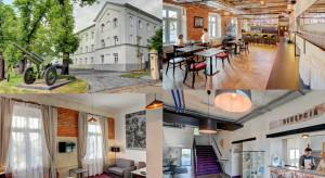 Arche otwiera hotel w Koszarach