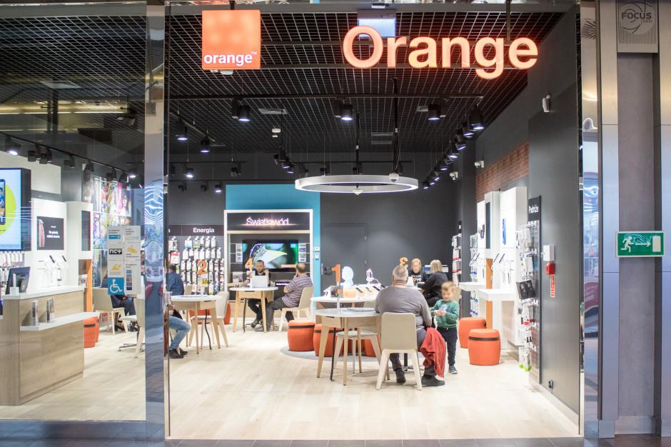 Nowa odsłona Orange w Focus Mall Zielona Góra