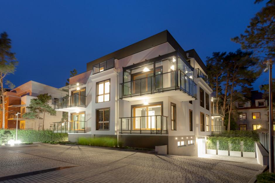 Dekpol zakończył budowę luksusowych apartamentów na wynajem w Juracie