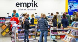 Nowy format Empiku w Galerii Krakowskiej