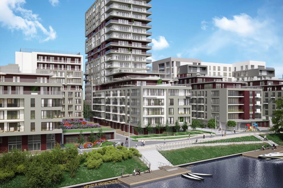 Waterfront magnesem dla inwestorów