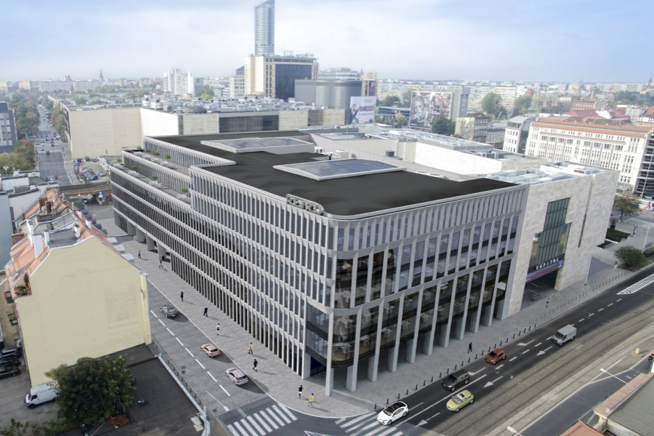 275 mln euro za cztery biurowce LC Corp