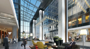 Hotel pełen sztuki, muzyki i designu. Taki będzie czterogwiazdkowy NYX w Varso