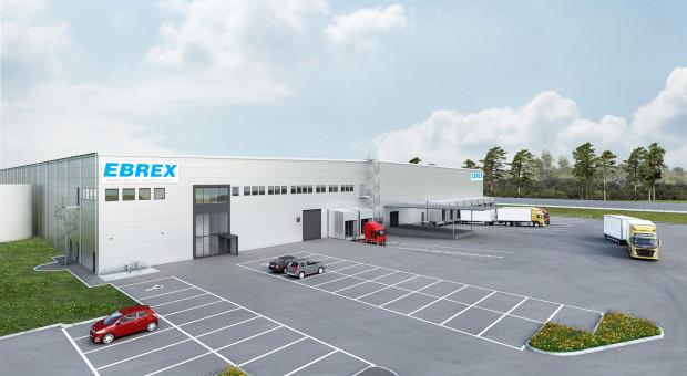 AXI Immo przekracza granice. Projekt BTS dla operatora logistycznego Ebrex w Szwecji