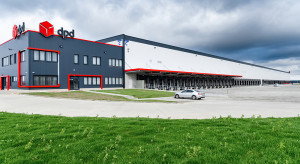 DPD zwiększa logistyczny potencjał. Startuje sortownia w Parzniewie