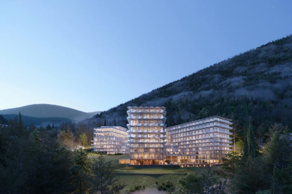 Hotel Crystal Mountain w Wiśle będzie miał pięć gwiazdek