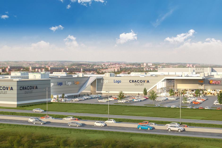 Cracovia Outlet skusiła giganta. W kompleksie powstanie jeden z największych w Krakowie wielkopowierzchniowych sklepów meblowych