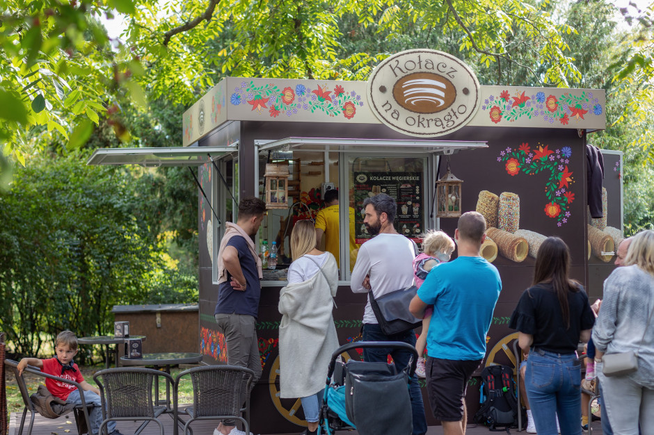 Street food ma potencjał. Sweet Gallery chce mieć 30 proc. rynku