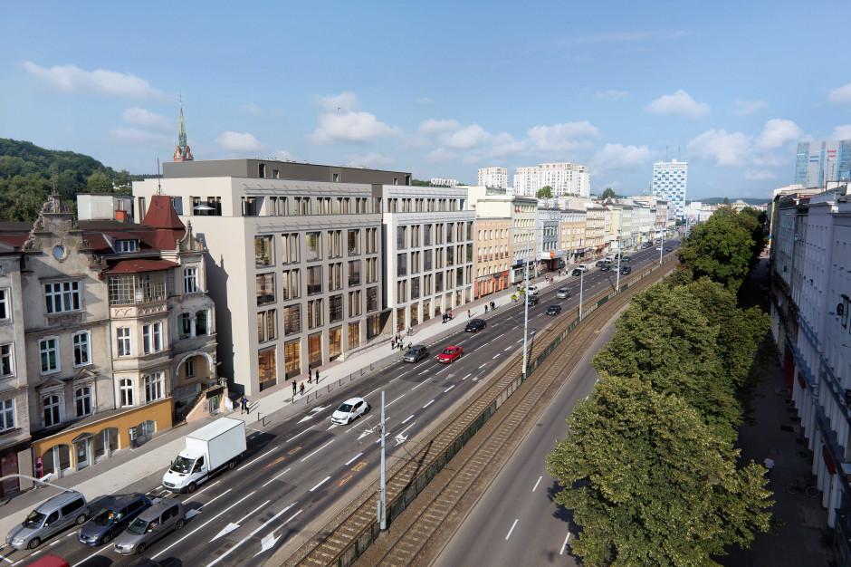 Biurowa Officyna wchodzi w kolejny etap budowy