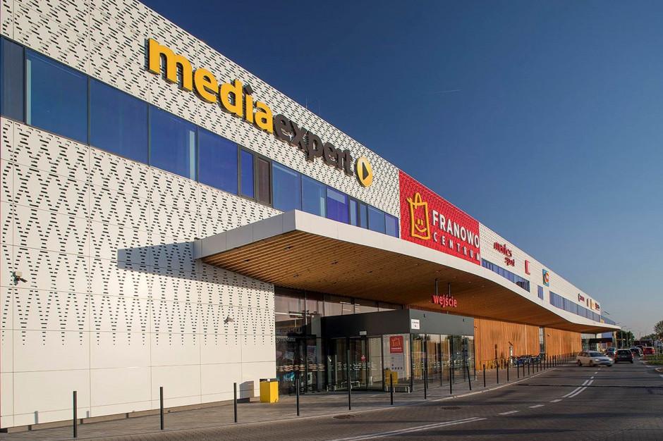 Firma transcosmos wybrała biuro w budynku spółki IKEA