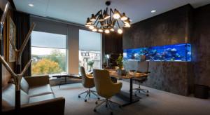 Siłownia, sala jogi, game room... Zaglądamy do biura nadzorowanego przez najmłodszego milionera w Polsce