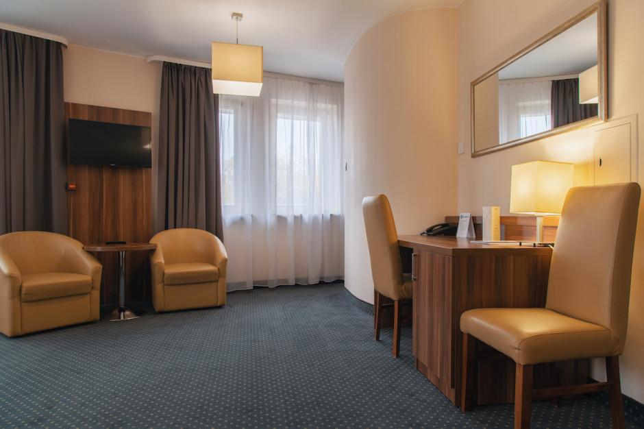 Best Western Hotel Poleczki bogatszy w pokoje