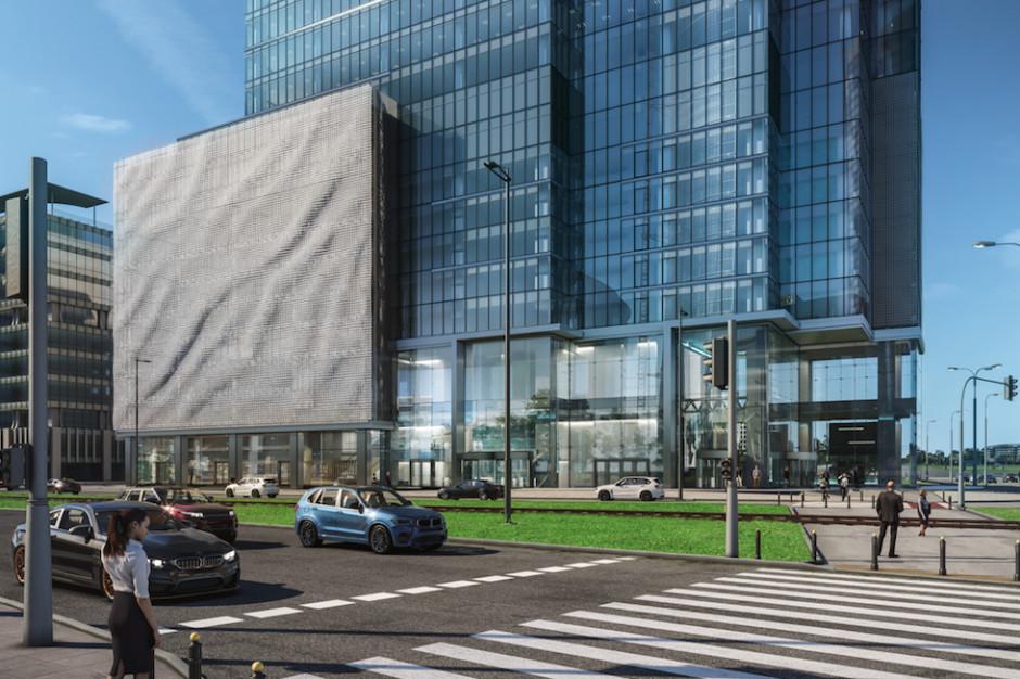 Warsaw Unit - nowa wieża biurowa Ghelamco