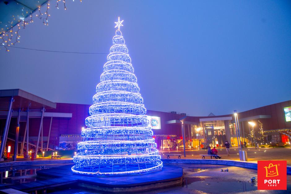 W Porcie Łódź czuć już święta